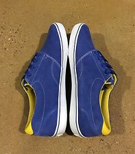 DVS Daewon 13 CT Royal Suede Size 12 BMX DC Skate Shoes Sneakers Daewon Song