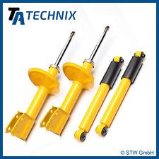 4x Amortiguador Deportivo presión del gas delantero trasero - RENAULT CLIO I / B