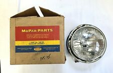 1955 Plymouth, Dodge, DeSoto, Chrysler Headlight Assembly NEW OLD STOCK 1648498