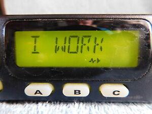 🔥 MOTOROLA M1225 VHF FM RADIO 150-174 MHZ 40W 24 CH BRACKET MICROPHONE BIZ/MURS