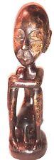 Afrikanische Phallus Fruchtbarkeits Figur Holz Ritualfigur