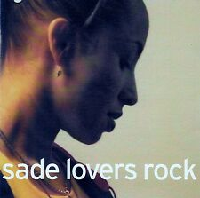 SADE - LOVERS ROCK / CD - TOP-ZUSTAND