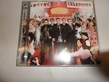 CD  'N Sync - Celebrity/Limited Edition