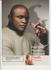 Original Werbung Lawrence Taylor for Punch