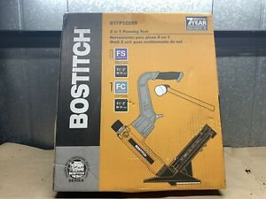 Bostitch Bulldog 2 in 1 16 Gauge Pneumatic Flooring stapler BTFP12569