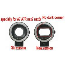 Commlite AF Adapter for Canon EOS EF EF-S lens to Sony NEX E-mount Camera Mount