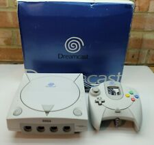 Sega Dreamcast Boxed, Working,  Controller & Console In Mint Condition.