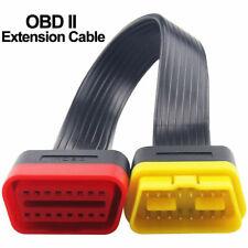 OBD2 Cable de extensión 16PIN 20CM para el lanzamiento X431 V/Pro Mini/thinkdiag/diagun V