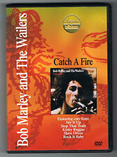 BOB MARLEY & THE WAILERS - CATCH A FIRE - DVD COMME NEUF