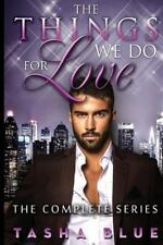 The Things We Do For Love - Complete Series-ExLibrary
