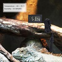 Mini Digital LCD Thermometer Hygrometer Humidity Indoor Temperature Meter
