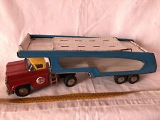 LINEMAR TRUCK MADE IN JAPAN TIN TOY VINTAGE
