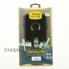 OtterBox Commuter iPhone 7 Plus 5.5 Dual Layer​s Hard Case Cover Black   NEW