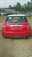 2007-2012 Mini Cooper Base R56 Rear Hatch Tailgate Trunk Panel Chili Red Color