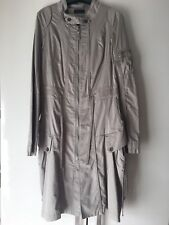 Light Grey, Light Weigh, Seam Detail Coat, IKKS, Size 12