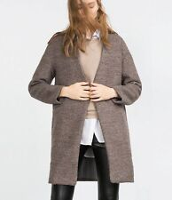 Zara Double Breasted Coats & Jackets for Women