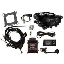 FiTech 30021 Go EFI Fuel Injection System, 650HP, Black