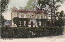 The Manor House, SOMERSBY, Lincolnshire