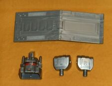 original G1 Transformers BRUTICUS PARTS WEAPONS LOT r+l fist ramp head