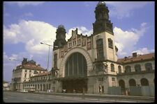 088033 Prague The Central Railway Station A4 Photo Print