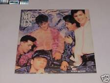 New kids on the block - Step by step  LP 1990