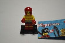 LEGO BOXER MINIFIGURE # 13 SERIES 5   # 8805