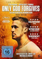 ONLY GOD FORGIVES (uncut)  Ryan Gosling, Kristin Scott Thomas OVP