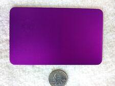 EIP Tesla Purple Plate (original - best) Helps EMF Subtle Energy Transmitter