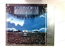 Various - Knebworth Europe 2LP 1990 FOC + Innerbag '