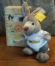 Skippy the Bush Kangaroo Soft Toy Go Skippy Insurance Toy