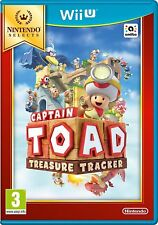 Wii U Sealed - Captain Toad: Treasure Tracker Selects Game - UK