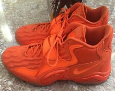 Nike Air Zoom Turf Jet 97 Men's Orange Athletic Shoes Size 11.5 - 621957-888 EUC