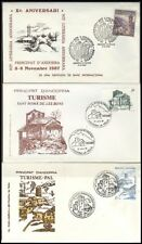 ANDORRA (SPANISH) 1970's/80's COVERS (x6) (ID:323/D23808)