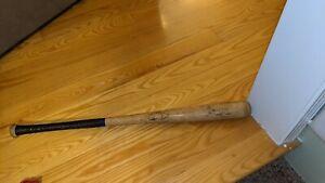 "Greg Luzinski Philadelphia Phillies Adirondack Big Stick 34"" Used Baseball Bat"