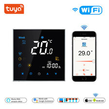 Smart Thermostat for Gas Boiler Floor Heating Display WIFI Control Thermostat