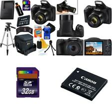 Canon Powershot SX420 IS 20 MP Wi-Fi Digital Camera with 42x Zoom (Black) Includ