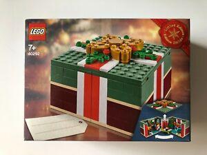 LEGO 40292 CADEAU DE NOËL