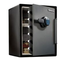 Sentry Safe Fire Security Fireproof Combination Water Box 2.0 Cu Ft XX Large NEW