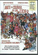 Ante El Cadáver De Un Líder/ 81 Min/Comedy, Crime, Drama 5 September 1974