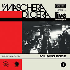 LA MASCHERA DI CERA Live from the past vol.1 at Bloom Milano 2002 CD ita.prog.