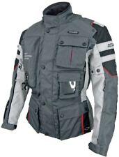 Hit-Air Infinite Blitz Airbag Jacke Dunkel Grau L Größe Motorrad-2 JP Neu F/S