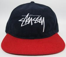 90a6bb1d Stussy Strapback Hats for Men for sale | eBay
