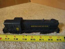 Vintage Kato 37701 Norfolk and Western 307, HO locomotive, diesel engine train.