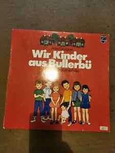 LP ASTRID LINDGREN - Wir Kinder aus Bullerbü - FONTANA 9294 005