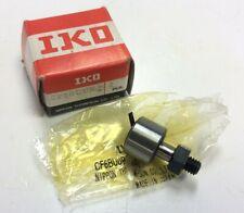 IKO CF6BUUR Stainless Cam Follower 6 mm Stud Diameter, 16 mm OD, 11 mm Width