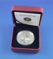 2012   -  1 oz  -  .9999 Pure Silver Coin  -  Nova Scotia Fishing Village