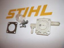 Stihl SH56 SH56C SH86 SH86C BG86 C1M S261B Zama Carburatore Coperchio, piastra e lampadina