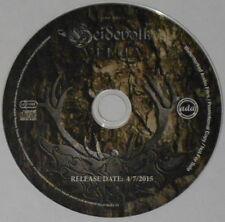 Heidevolk  Velua  2015 U.S. promo cd
