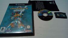 MedaBots Infinity Nintendo Gamecube sin manual Pal español incluye juego advance