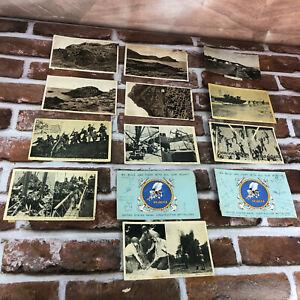 Postcards US Navy WW2  Seabees